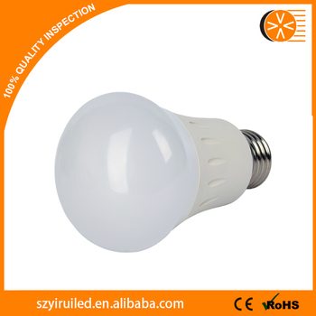 Hot Sales 7w A19 Led Bulb,E27 Led Lamp 110v With Ce&rohs Approvals ...