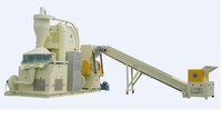 JZ-DX800 waste cable wire recycling machine