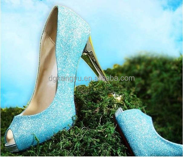 Shiny PU synthetic leather fabric good glitter rexine for fashion shoes making