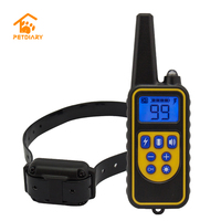 Wholesale Dog Training Equipment Puppy Pet Corrector Anti Bark Obedience Training Dog Shock Collar