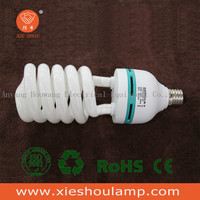 Half Spiral Energy Saving Lamp 26W 6400K Tri-Color CFL