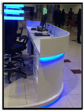 High quality wonderful nail salon/small office/shop cashier reception desk