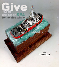 China wholesale handmade ship model for business gifts