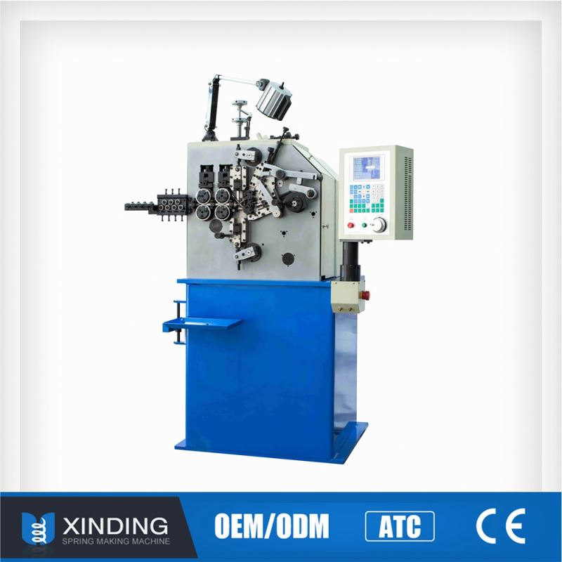 Top10 Best Selling Good Feedback Custom Logo Spring Coiling Machine Manufacturers