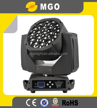 stage lighiting 19x15w bee eye zoom professional led moving light
