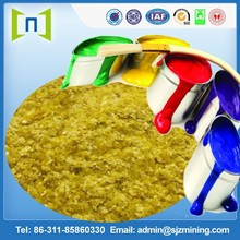 10 mesh yellow mica powder for paint/ mica price