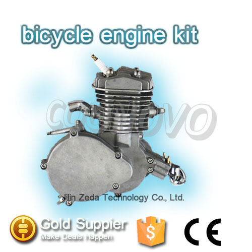 bicycle engine/2 stroke 48cc 60cc 80cc engine/bicimotor cycle