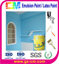 asian interior emulsion wall paint and coating primer