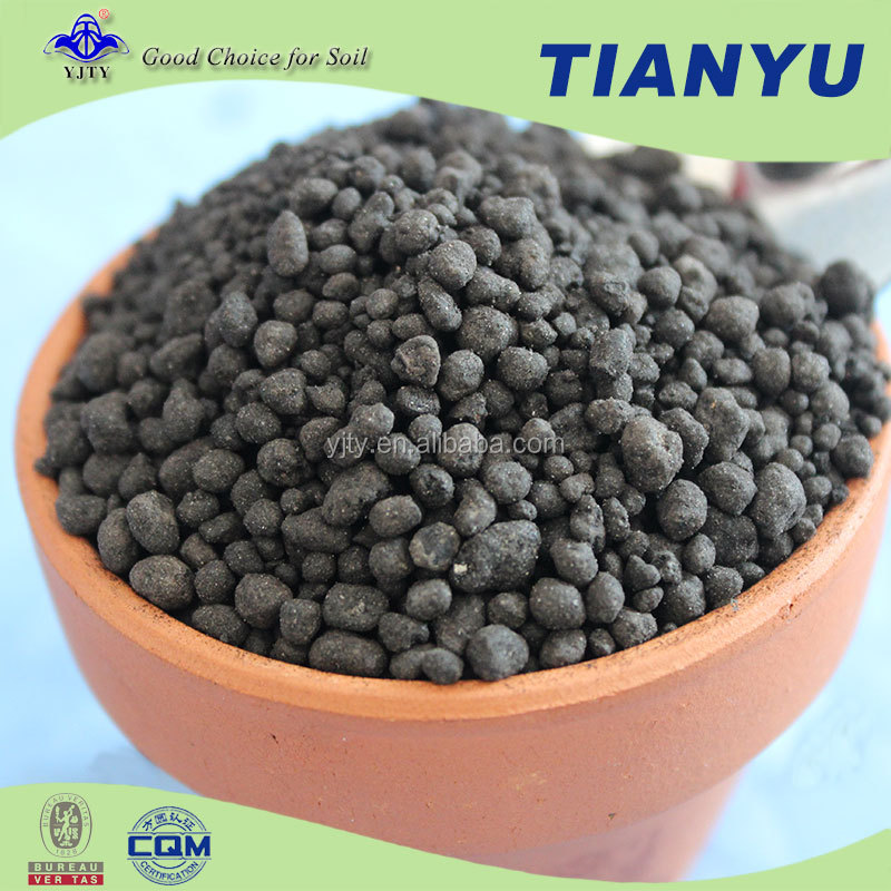Small packing series organic-inorganic fertilizer
