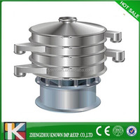 China vibration screen, stainless steel sieve for coffee
