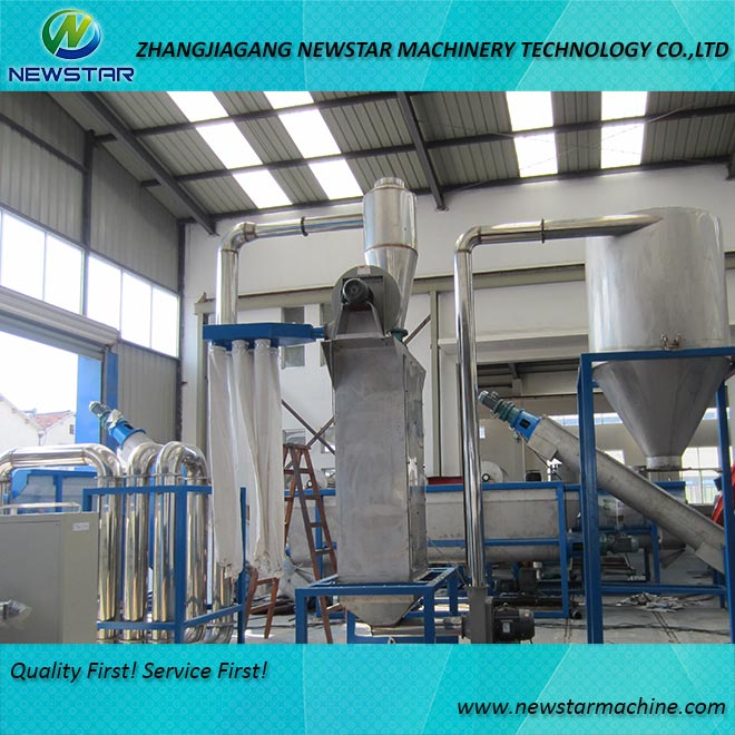 the pet flakes pipeline dryer be used in dryering pet flakes