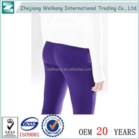 High Quality Factory Price LADIES WOVEN PULL ON PANT LEGGING