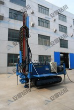 Hydraulic Foundation Engineer Drilling Equipment MXL-150D Portable Borehole Rig Machine