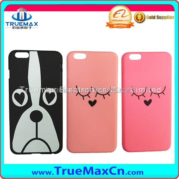 2015 new arrival shock dust proof hard pc cover waterproof case for iphone 6