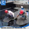 Non-curable rubber asphalt waterproof material waterproof coating