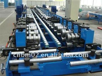 Steel/Metal cable tray making machine