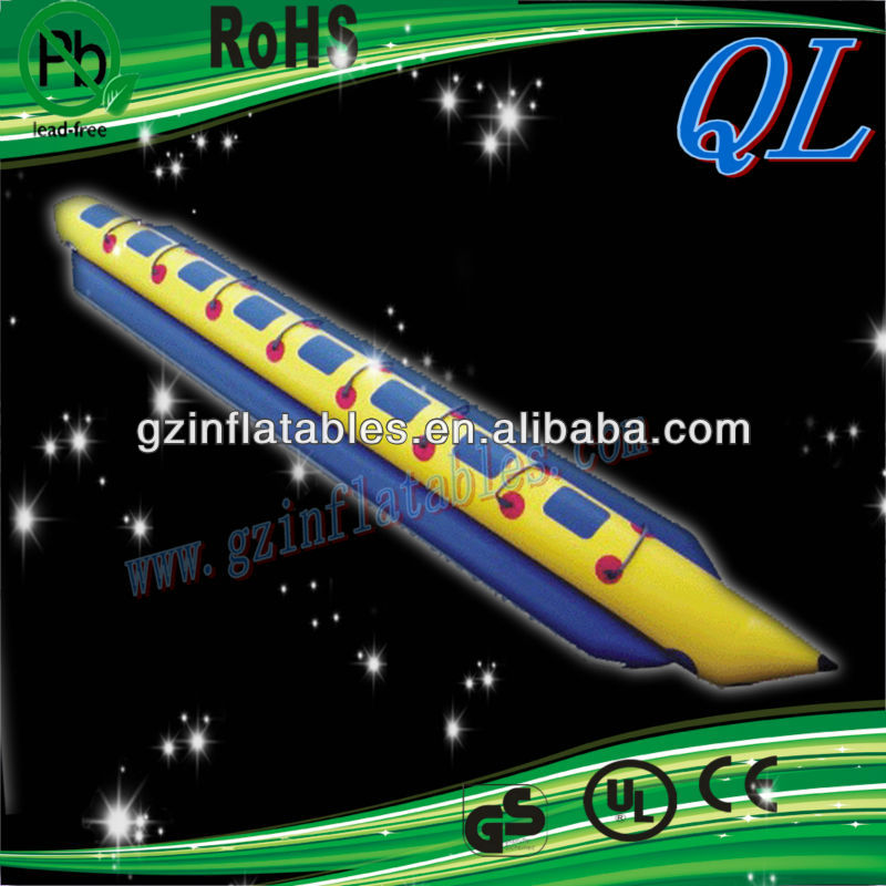2013 {QiLing} inflatable racing boat