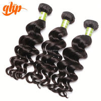 Fashionable malaysian wavy hair Guangzhou Ali Queen Hair Products