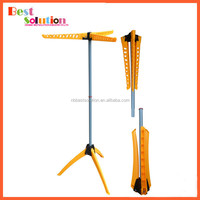 Rack multi clothes hanger Indoor Balcony Folding Stand hanger