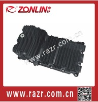 ZL-FO1001 Plastic oil drain pan for foton cumminss ISF 2.8 truck diesel engine 5262694 / 5302123