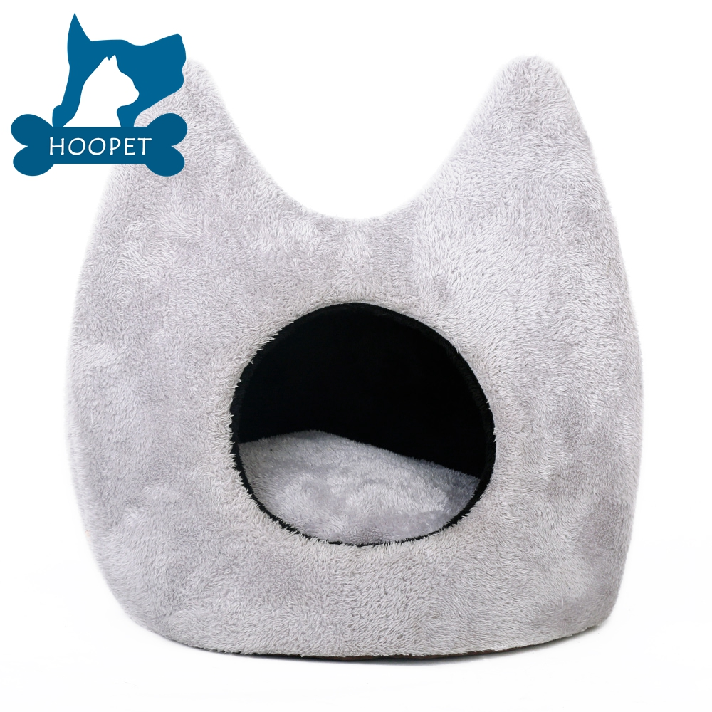 Hoopet Fashion Cute Cat Shape Pet Beds For Large Dogs