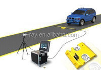 UV300-M Under vehicle video surveillance system with high resolution scanning camera