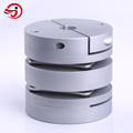 Double disc Compact CNC customized coupling