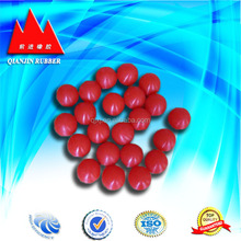 Rubber suction ball