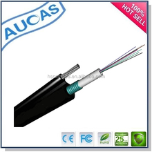 multi core outdoor stranded armored fiber optic cable/GYXTS/GYXTW/GYXTA/GYXTY single multi mode loose tube