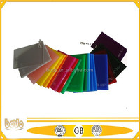 3mm Acrylic sheet/pmma panel/ plastic