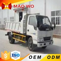 Chinese 10 ton FAW mini truck 4x4 diesel light cargo truck for hot sale