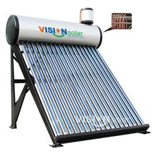 Hot products to sell online coil solar pool heating exporting from China