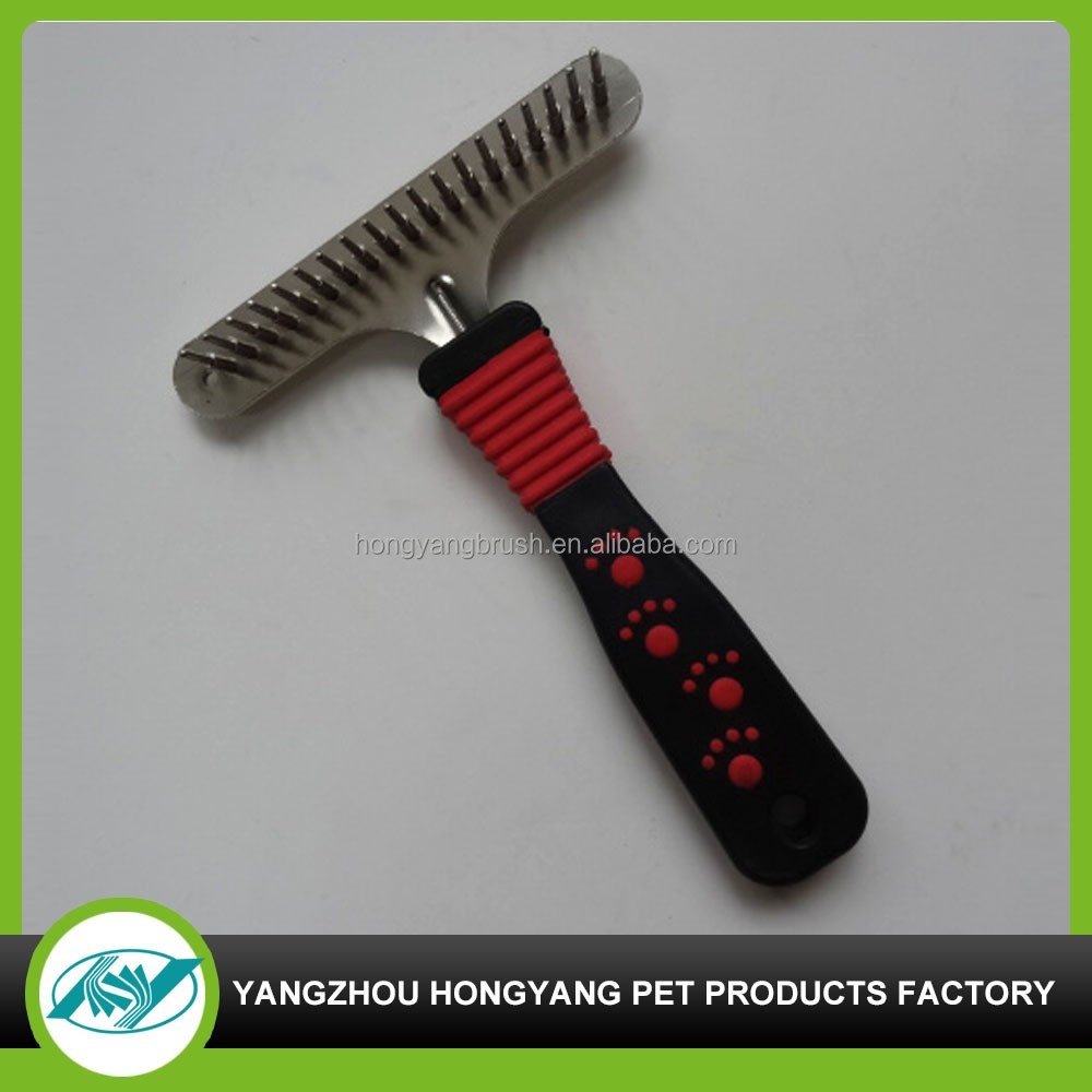 2016 grooming brush pet clean dog deshedding tool Pet Grooming Tool