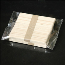 1*11cm 100pcs/bag Wooden Sticks For the Hot Wax Warmer Heater Nail Tools Pressing tongue sticks