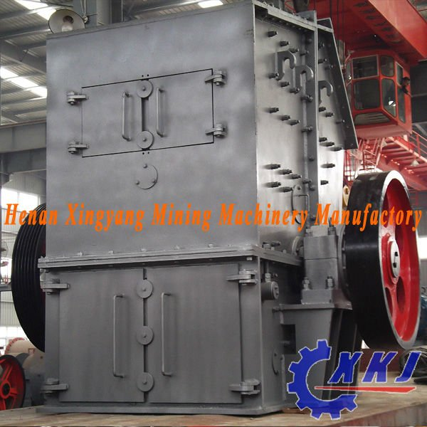 DPX crushing plant, stone crusher with high capacity