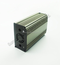 alibaba aluminum extrusion enclosure black junction box for electric motor