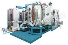 Jewelry gold vacuum coating machine