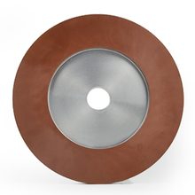 China supplier resin bond diamond grinding polishing wheel for gemstone