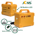 Best price 12V 10W 15W 20W solar lighting kit with FM radio & led bulbs