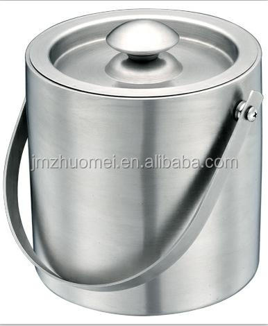 stainless steel Ice bucket holders for pub and hotel wine coolers