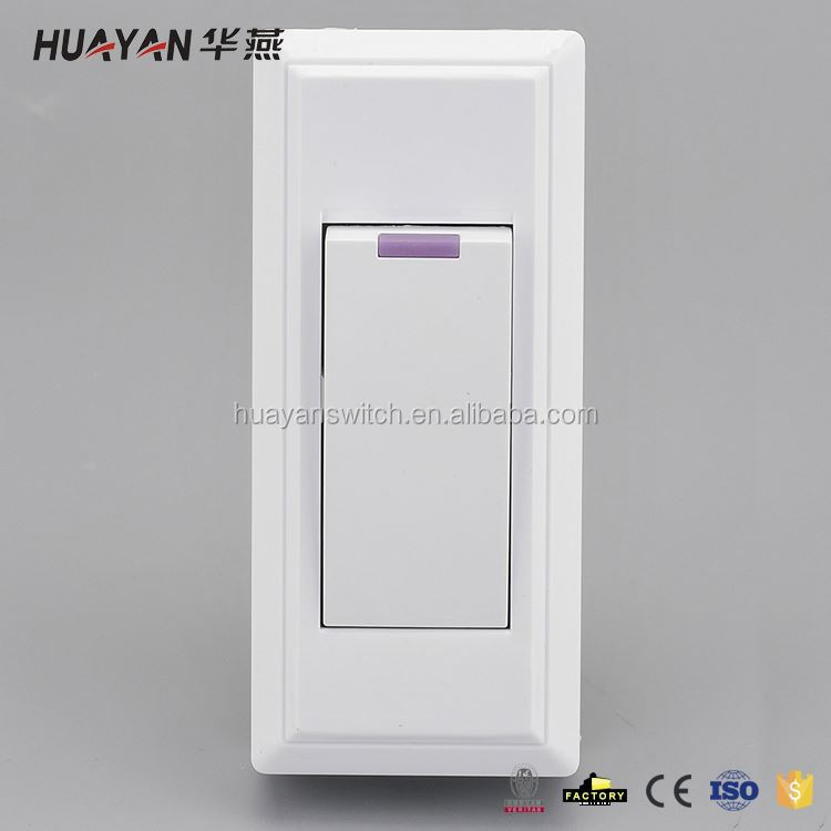 Most popular simple design touch switch smart home light switch wholesale