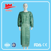 Medical Product Fold Sterile Surgical Gown
