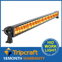 240W amber led light bar for trucks Atv SUV,off road amber led light bar