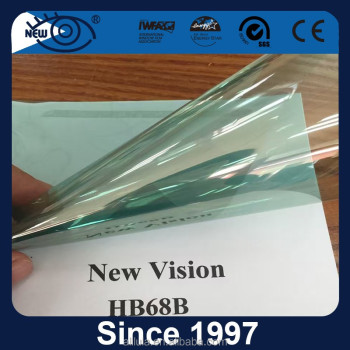 2 ply high quality solar control tint window film Metallized Film