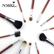 Best Selling Imported Face Powder Brush Goat Hair Custom Contour Makeup Brush