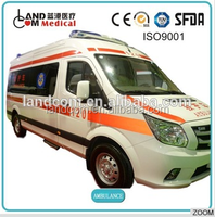 Foton Ambulance for exporting