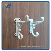 Chinese High Quality Good Sales Purpose Metal Crafts Cast Iron Hooks