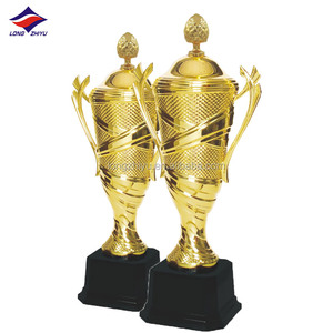 Noble Football Cup Metal Soccer Trophies For 2018 Brazil World Cup