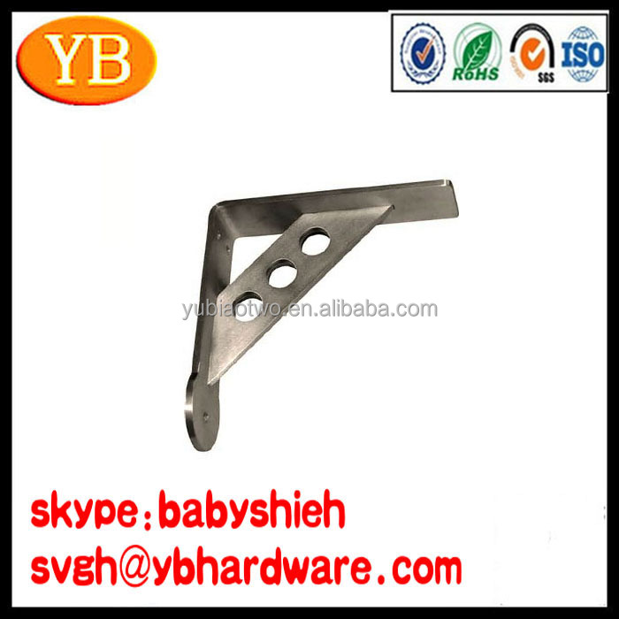 Slotted Structural Steel Brackets For Timber ISO9001