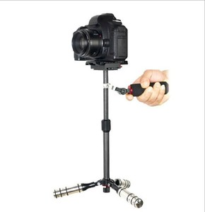 Mini Carbon fiber portable camera stabilizer for professional camera,dslr stabilizer